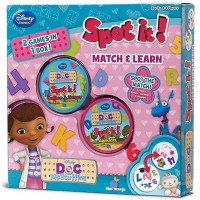 Spot It! Doc McStuffins