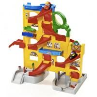 Wheelies Stand 'n Play Rampway