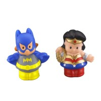 DC Super Friends Wonder Woman & Batgirl Figure Pack