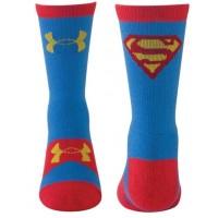 Supergirl Athletic Socks