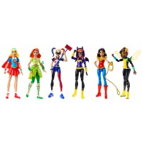 "DC Super Hero Girls Ultimate 6"" Action Figure Collection"