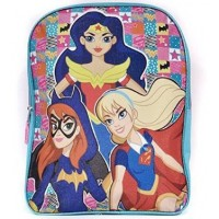 DC Super Hero Girls Backpack