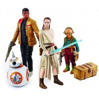 Star Wars: The Force Awakens: Takodano Encounter Figure Set