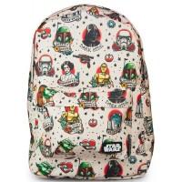 Star Wars Tattoo Print Backpack