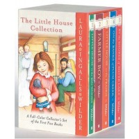 The Little House Full Color 5 Book Collection