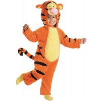 Tigger Plush Costume