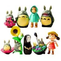 Miyazaki Films Figure Set