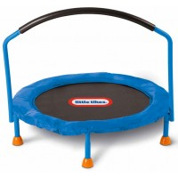 Mini Trampoline With Handle