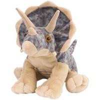 "12"" Triceratops Plush"