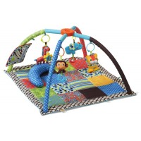 Twist and Fold Baby Activity Gym