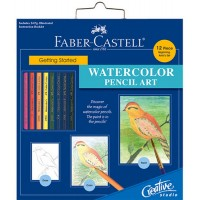 Getting Started Watercolor Pencil Kit