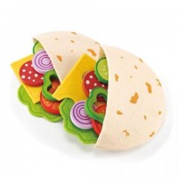 Healthy Gourmet Pita Pocket Lunch