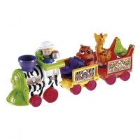 Musical Zoo Train