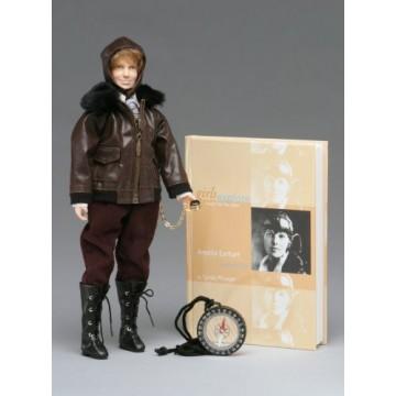 Amelia Earhart Doll & Biography