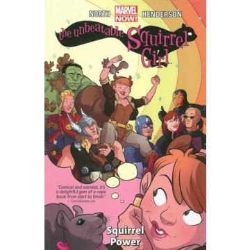 The Unbeatable Squirrel Girl Volume 1: Squirrel Power