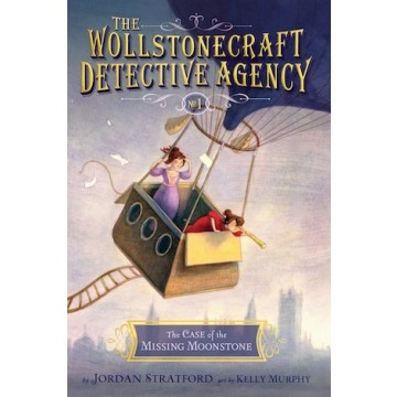 The Case of the Missing Moonstone