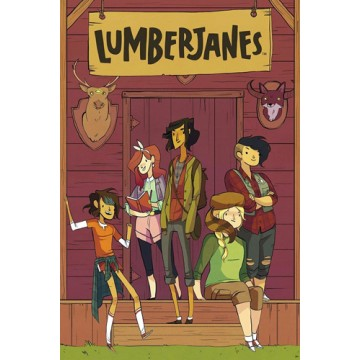 Lumberjanes Vol.1: Beware the Kitten Holy