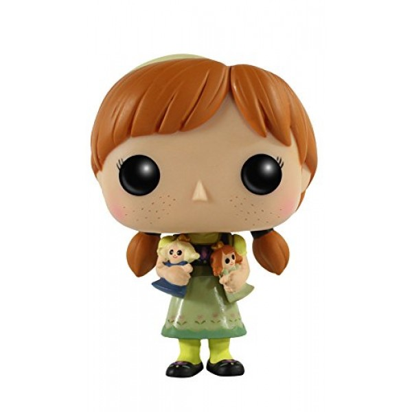 Funko Pop Young Anna A Mighty Girl