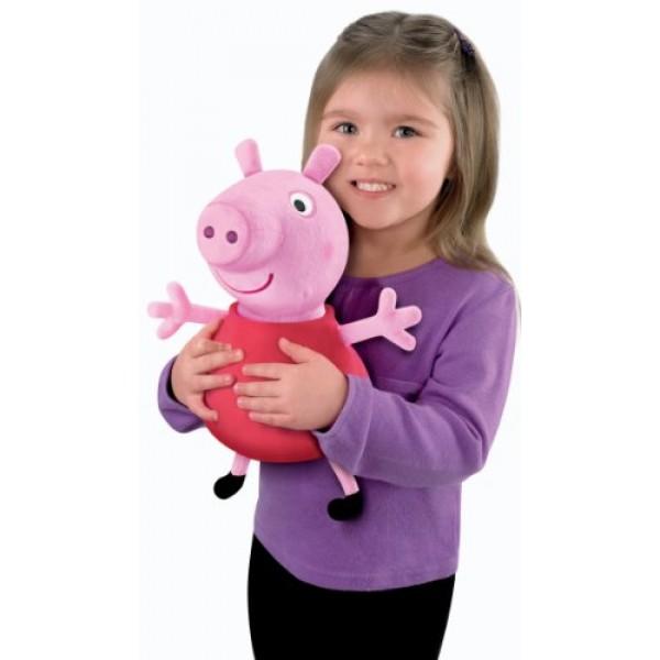 Hug and Oink Peppa Pig Doll