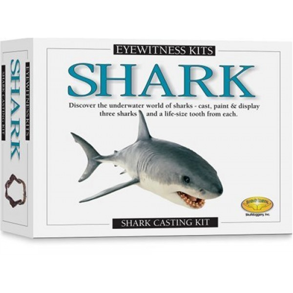 Shark Casting Kit | A Mighty Girl