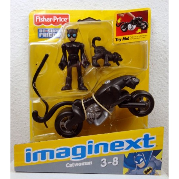 Smart Time Xt 08 >> Imaginext DC Super Friends Catwoman | A Mighty Girl
