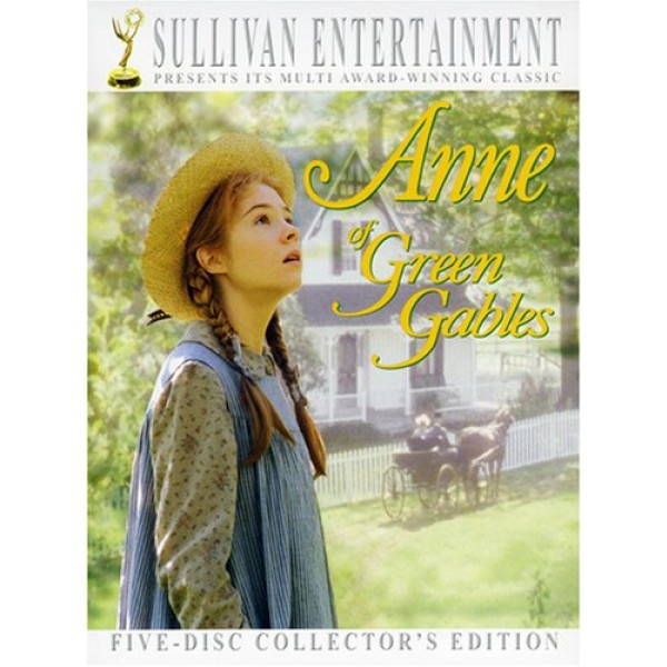 Anne Of Green Gables The Dvd Collection A Mighty Girl