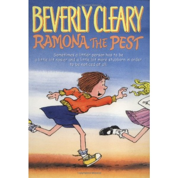 Ramona the Pest | A Mighty Girl