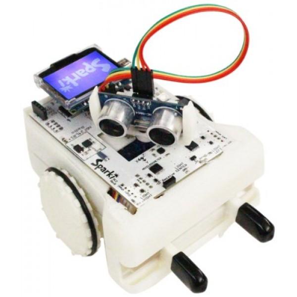 Sparki the easy arduino diy robot a mighty girl