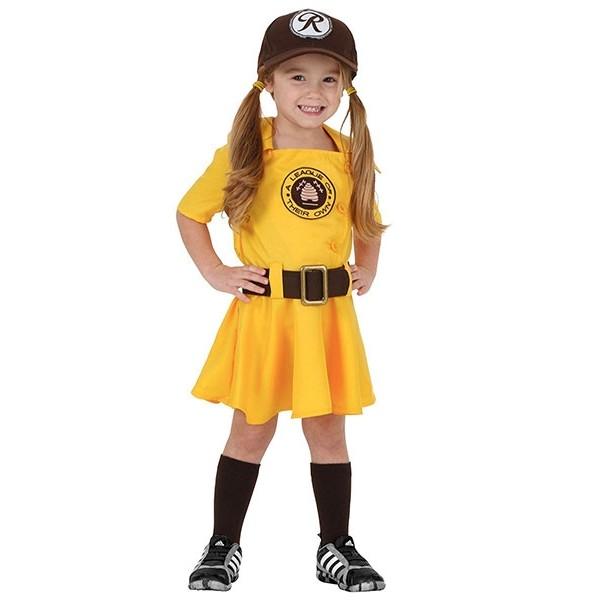 Kit Keller (A League of Their Own) Toddler Costume  sc 1 st  A Mighty Girl & Kit Keller (A League of Their Own) Toddler Costume | A Mighty Girl