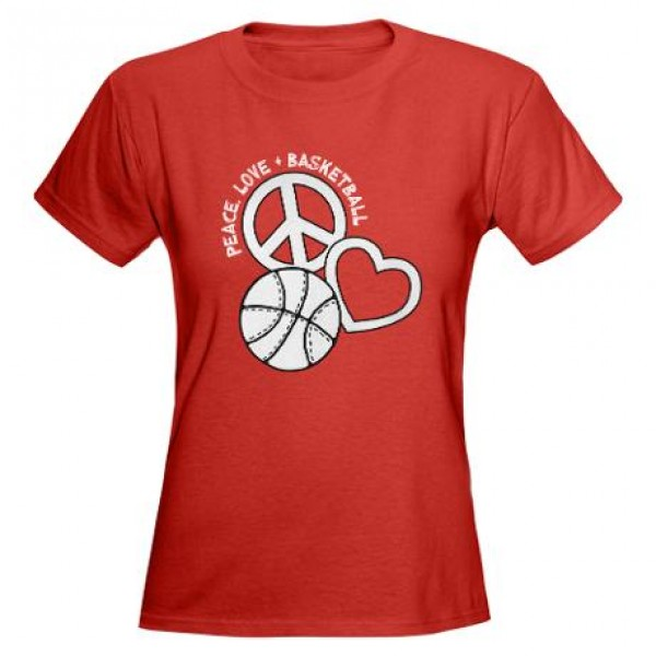 The Score features Canada Basketball shirts designed by
