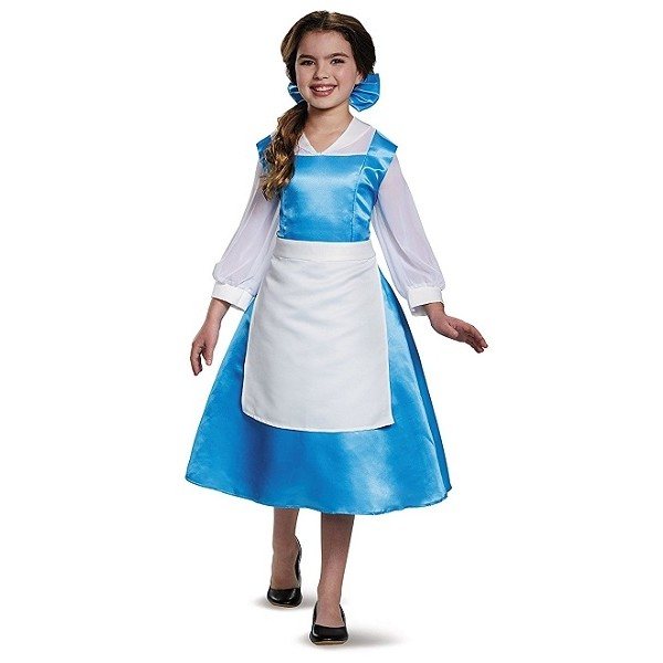 belle blue dress costume  a mighty girl