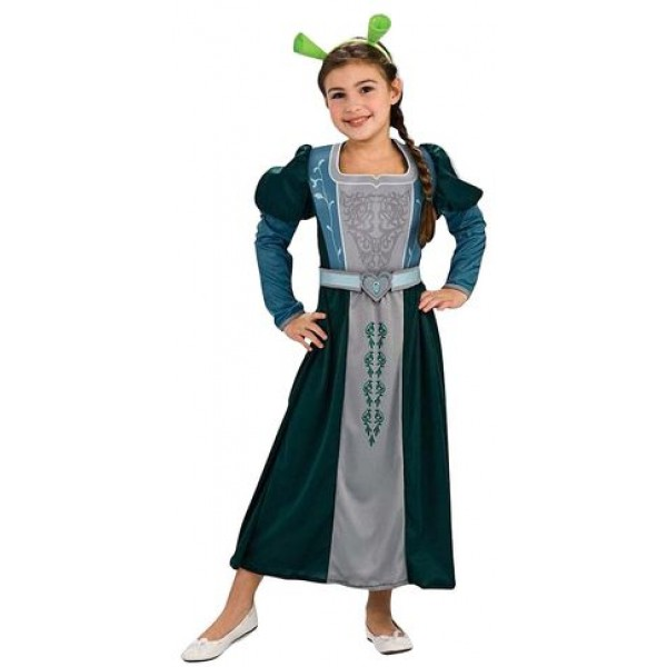 Princess Fiona Shrek Costume  sc 1 st  A Mighty Girl & Princess Fiona Shrek Costume | A Mighty Girl