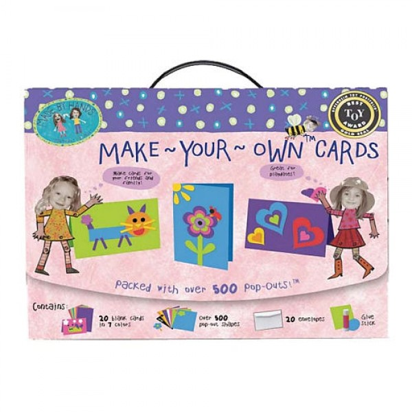 Make Your Own Cards A Mighty Girl