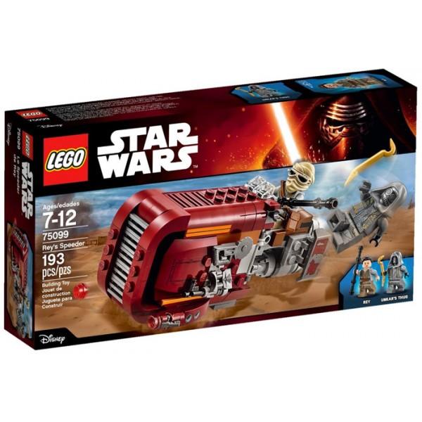 Girl Mighty Star Wars Lego Rey's SpeederA pqUzSMV
