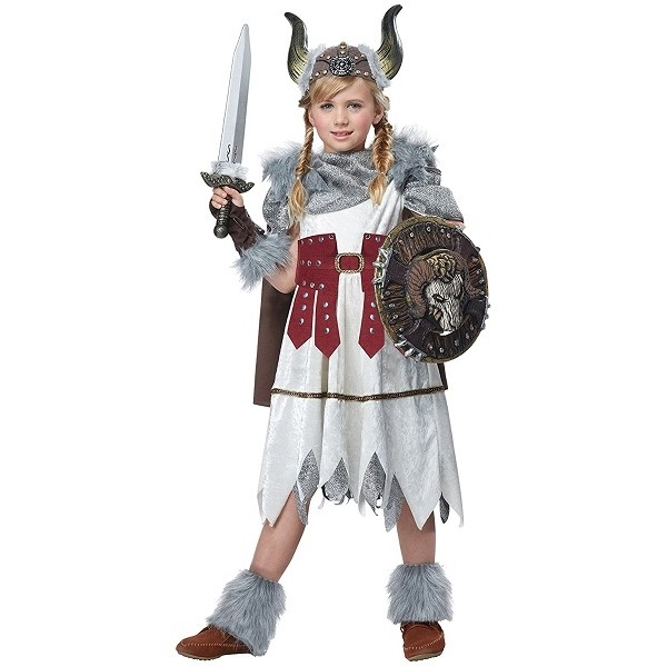 Viking Warrior Costume  sc 1 st  A Mighty Girl & Viking Warrior Costume | A Mighty Girl