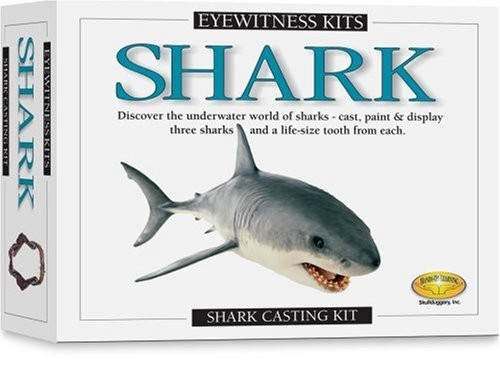Shark Toys At Walmart : Shark casting kit a mighty girl