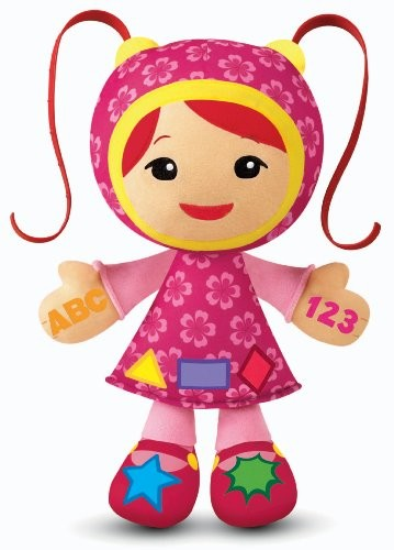 Milli Team Umizoomi Learning Adventure Doll A Mighty Girl