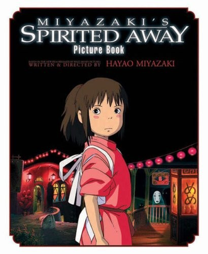Spirited Away Picture Book | A Mighty Girl