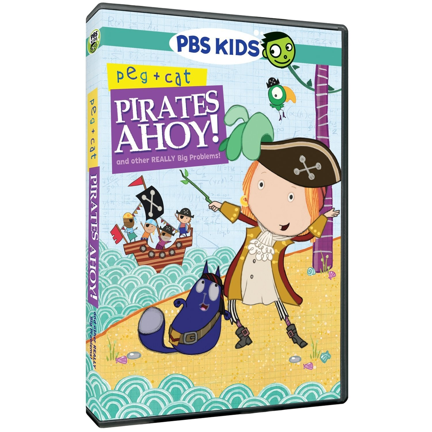 Peg Cat Pirates Ahoy A Mighty Girl