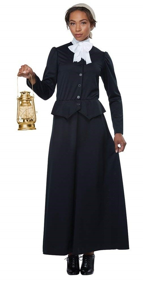 Susan B  Anthony / Harriet Tubman Costume   A Mighty Girl