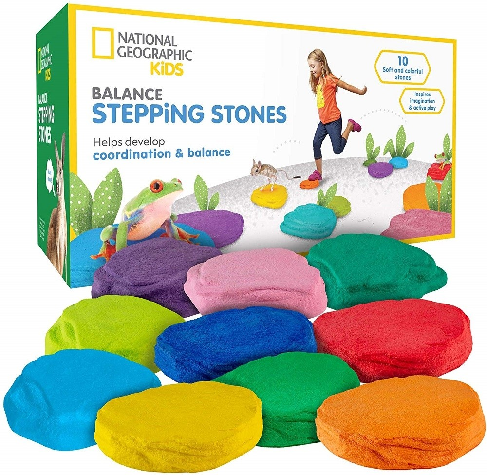 stepping stones, Princess party games 3 in 1 pack for kids parties