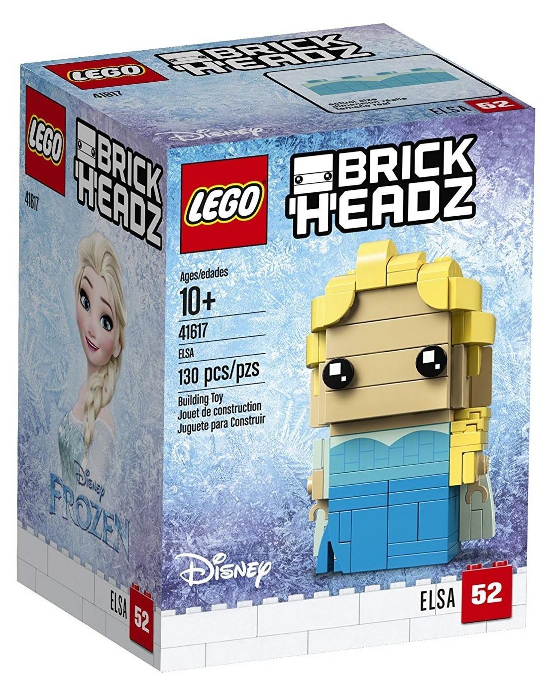Brickheadz Lego ElsaA Brickheadz Girl Mighty Lego 54L3jAqR