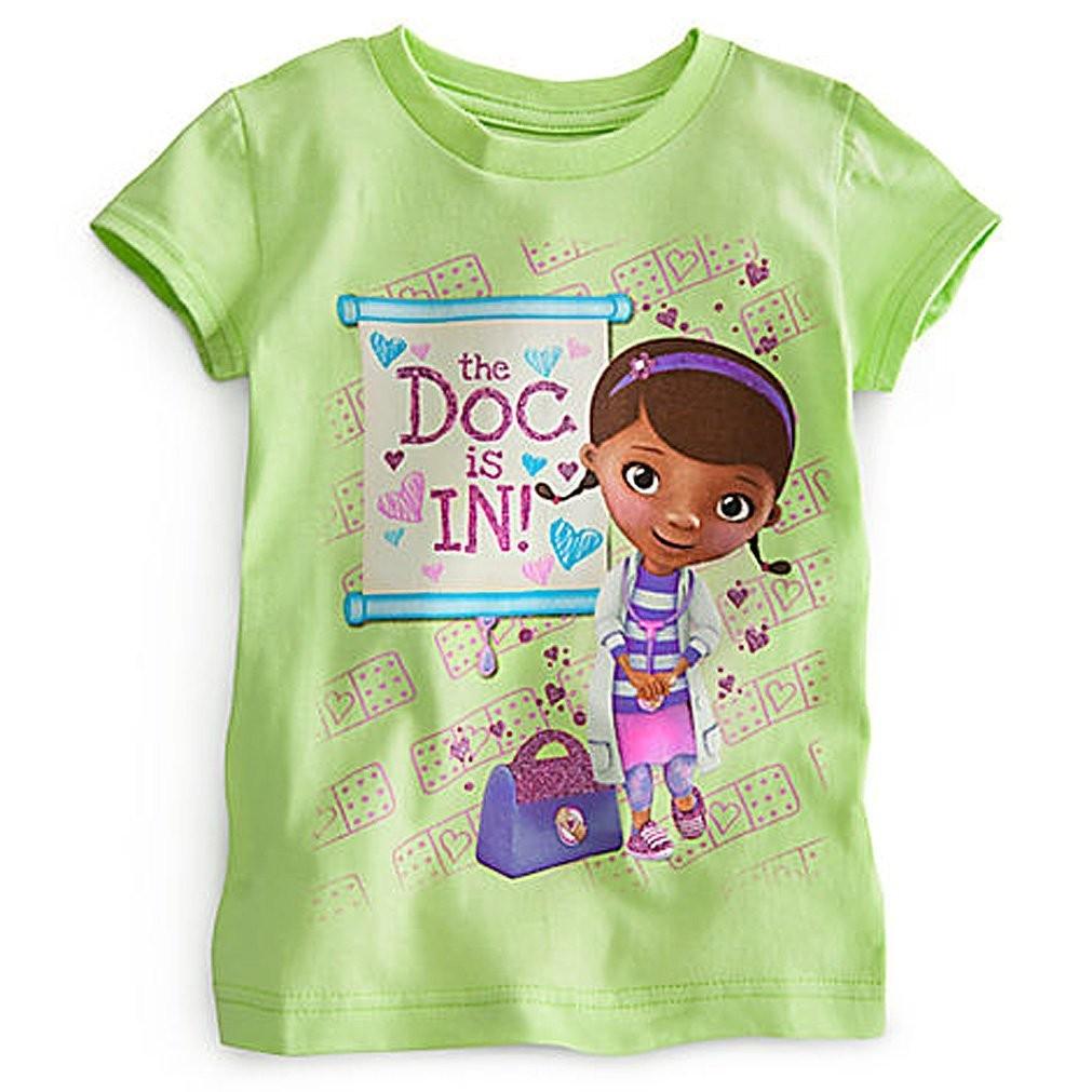 d11d0bb53a68 Doc McStuffins The Doc Is In T-Shirt