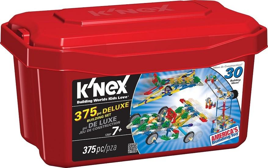 Knex 375 Piece Building Set A Mighty Girl