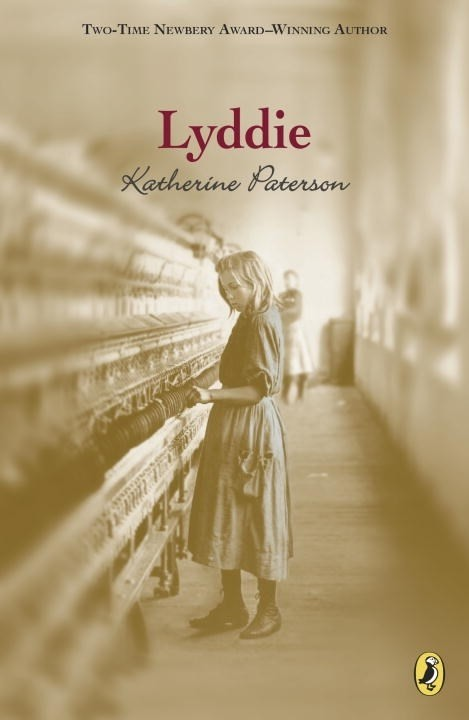 Lyddie A Mighty Girl