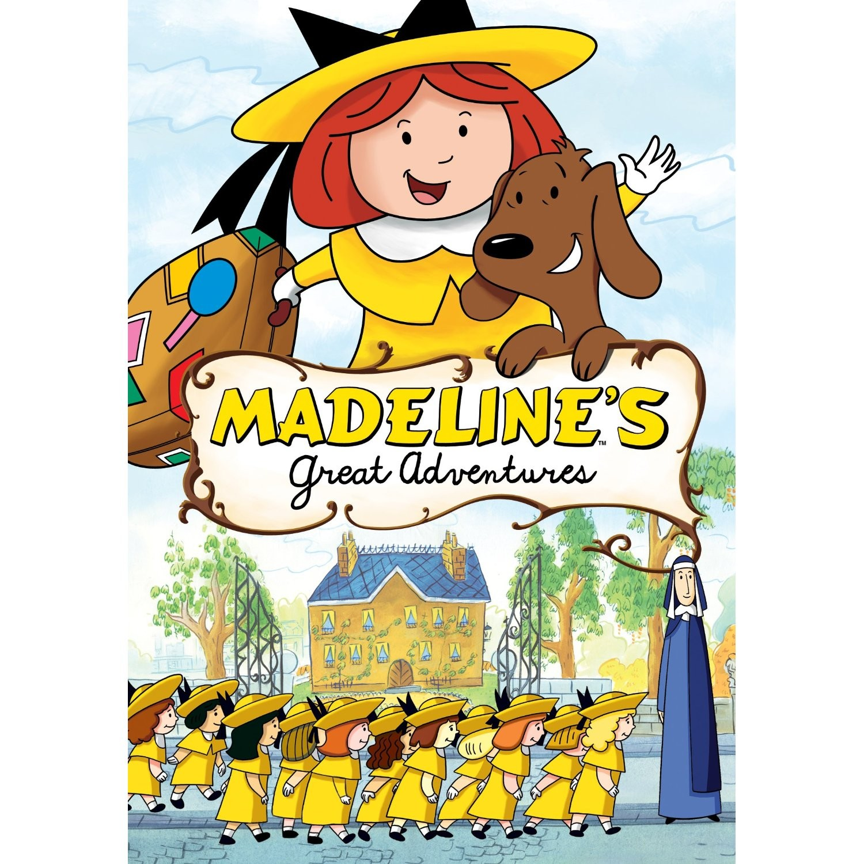 Madeline Characters