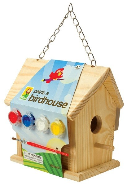 Birdhouse Paint Jobs