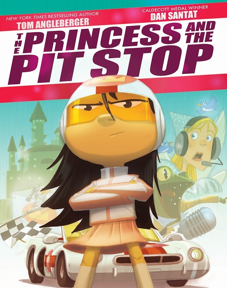 The Princess and the Pit Stop | A Mighty Girl