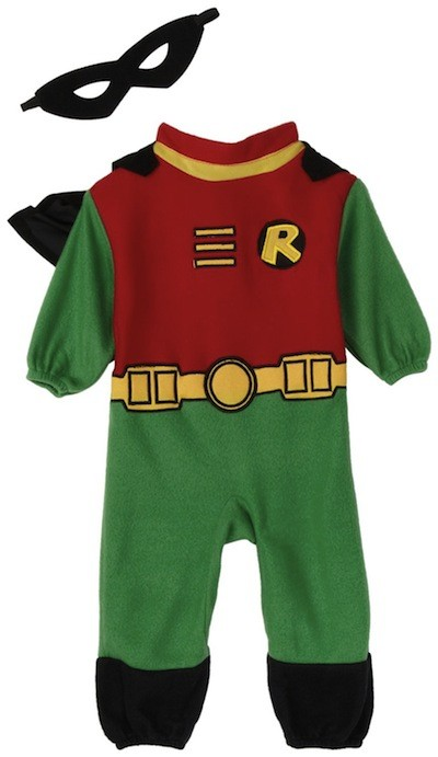 Teen Titans Robin Romper Costume A Mighty Girl