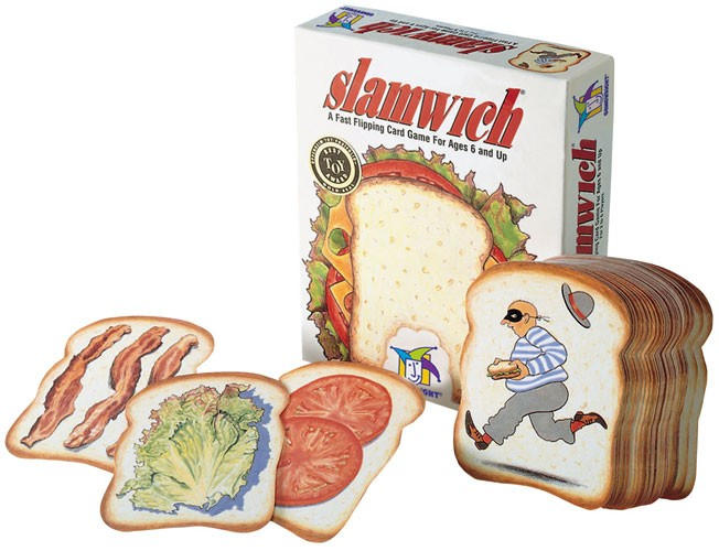 how to play slamwich video